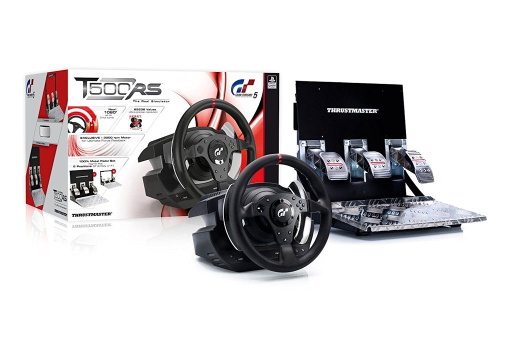 volant Thrustmaster T500RS